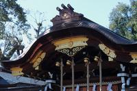 京都 護王神社 拝殿