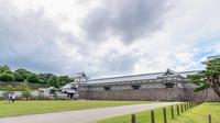 金沢城 五十間長屋の風景