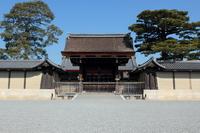 京都御所 建礼門