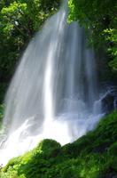横谷渓谷 乙女滝