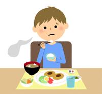 男の子 食欲不振