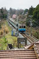 伊豆急城ヶ崎海岸駅 電車