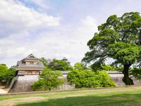 熊本県 熊本城 未申櫓
