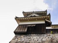 熊本県 熊本城 城壁