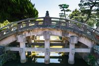 鎌倉 鶴岡八幡宮 太鼓橋