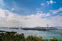 岡山県 倉敷市 瀬戸大橋