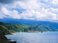 積丹半島 神威岬 北海道