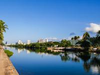 ハワイ アラワイ 運河