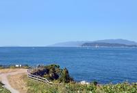 加太瀬戸内海国立公園に広がる海