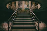 階段 センター