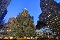 クリスマス ニューヨーク