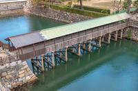 高松城 鞘橋