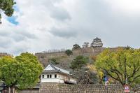 丸亀城の風景