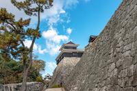 松山城 乾櫓