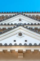 松山城 天守の大屋根