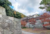 松山城 欅門跡