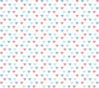 かわいい三角の背景素材(マリン風)