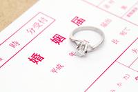 婚姻届 指輪