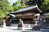 京都 熊野若王子神社 本殿