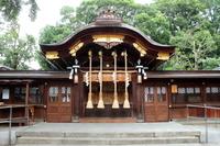 京都 護王神社 本殿