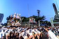 博多祇園山笠スタート前2