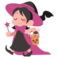 ハロウィン 仮装 子供 キャラクター 1人