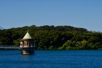 夏の狭山湖