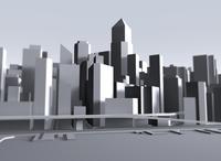 都市・ビル群2