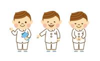 看護師の男性