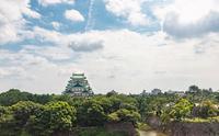 名古屋城の風景