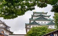 名古屋城 初代復興天守の雄姿