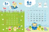 2019年5月・6月 くまのイベントのカレンダー