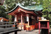 京都 武信稲荷神社 本殿