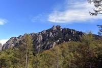 初秋の瑞垣山