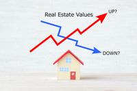 不動産価値の変動イメージ
