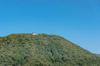 岩国城の風景