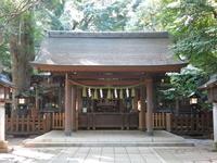 流山市駒木の諏訪神社