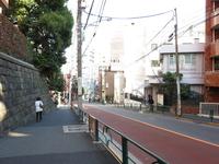 文京区千駄木の団子坂