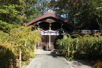 京都 梨木神社 本殿