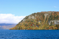 十和田湖の紅葉