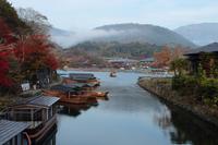 京都 秋の嵐山