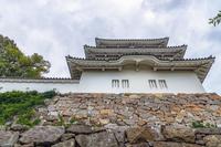 明石城の風景