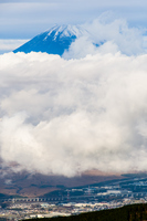 富士山(杓子峠)