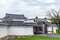 赤穂城の風景