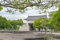 赤穂城 本丸櫓門
