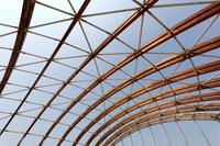 屋根 ドーム