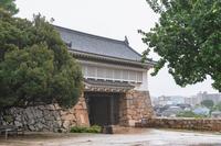 岡山城 不明門