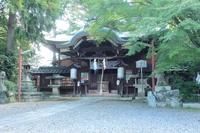 京都 粟田神社 本殿