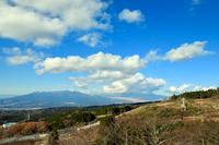 山中城跡から眺める風景