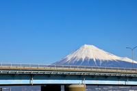 2018.冬の富士山